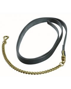 Lightweight Chain Lead Rein - Falcon Range